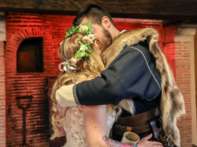 Le mariage de Alexandre et Alexandra à Guyancourt, Yvelines 79