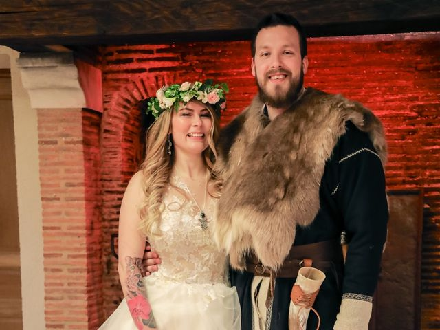 Le mariage de Alexandre et Alexandra à Guyancourt, Yvelines 80