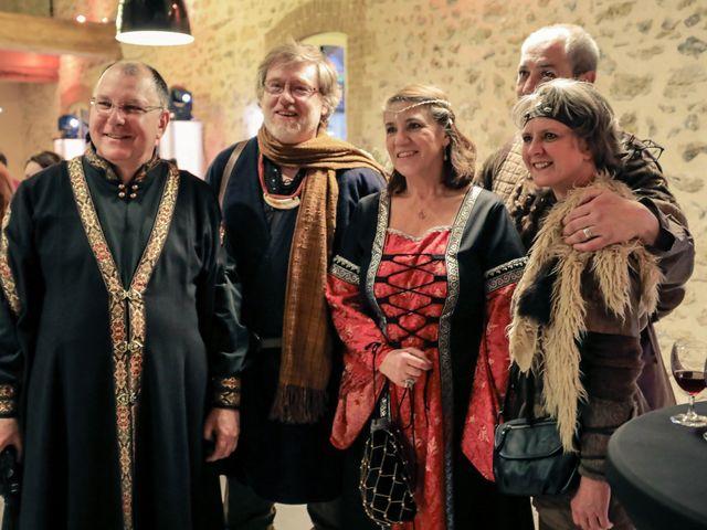 Le mariage de Alexandre et Alexandra à Guyancourt, Yvelines 86