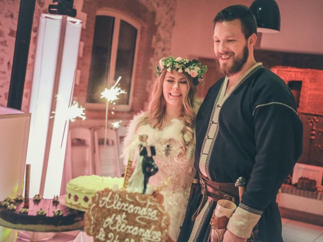 Le mariage de Alexandre et Alexandra à Guyancourt, Yvelines 112
