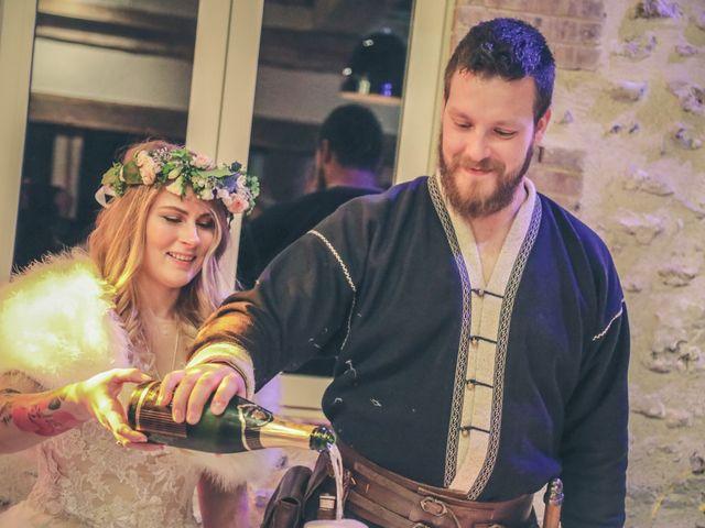 Le mariage de Alexandre et Alexandra à Guyancourt, Yvelines 115