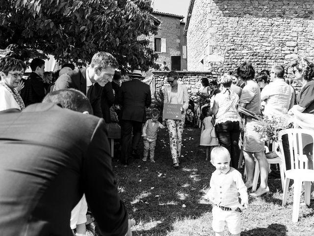 Le mariage de Nicolas et Aurélie à Denicé, Rhône 13