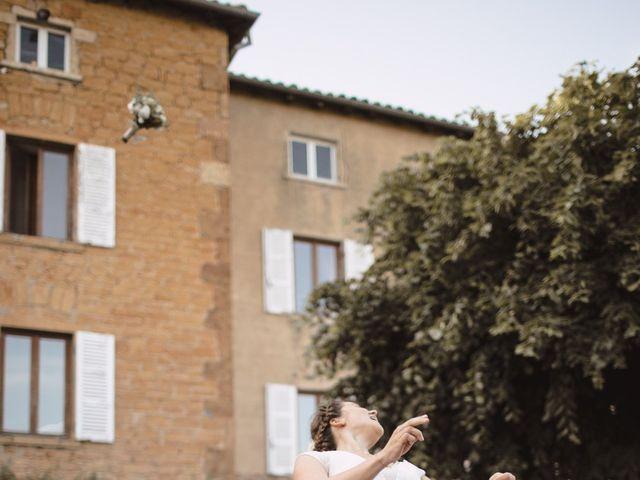 Le mariage de Nicolas et Aurélie à Denicé, Rhône 17