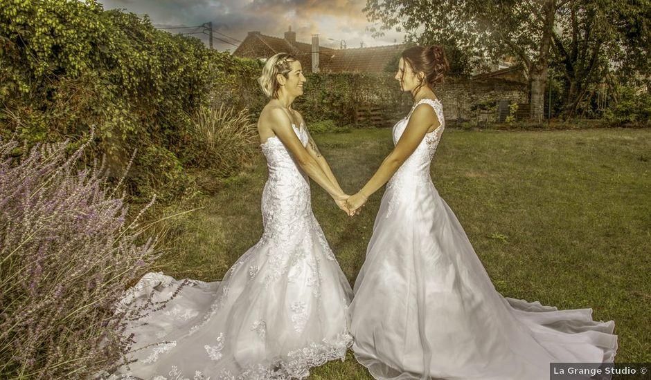 Le mariage de Séverine et Céline à Cagnoncles, Nord