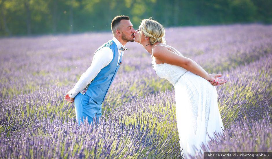 Le mariage de Eddy et Cindy à Marignane, Bouches-du-Rhône
