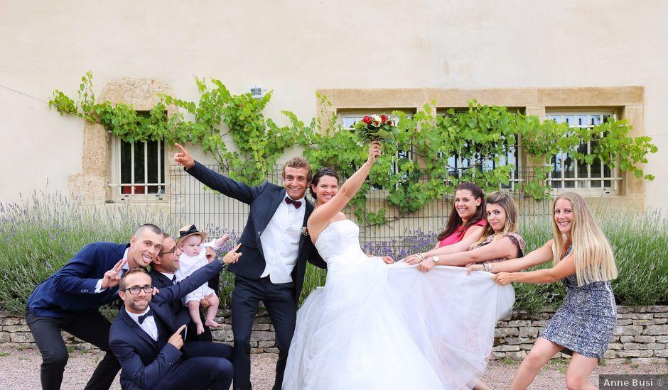 Le mariage de Jocelyn et Hélène à Chailly-sur-Armançon, Côte d'Or