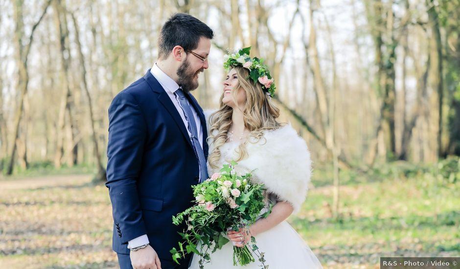 Le mariage de Alexandre et Alexandra à Guyancourt, Yvelines