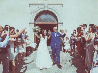 Le mariage de Marie et Brice