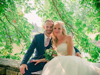 Le mariage de Angélique et Frédéric