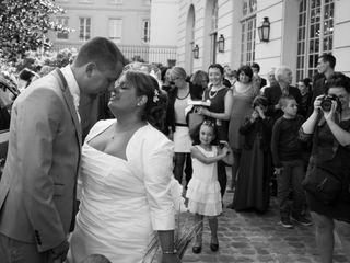 Le mariage de Deborah et Nicolas