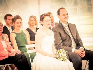Le mariage de Joanne et Olivier