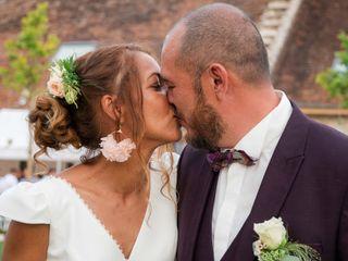 Le mariage de Sonia et Grégory