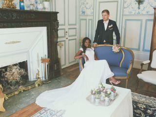 Le mariage de Solange et Arnaud