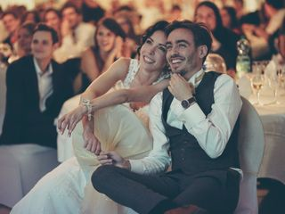 Le mariage de Mathilde et Pierre 1