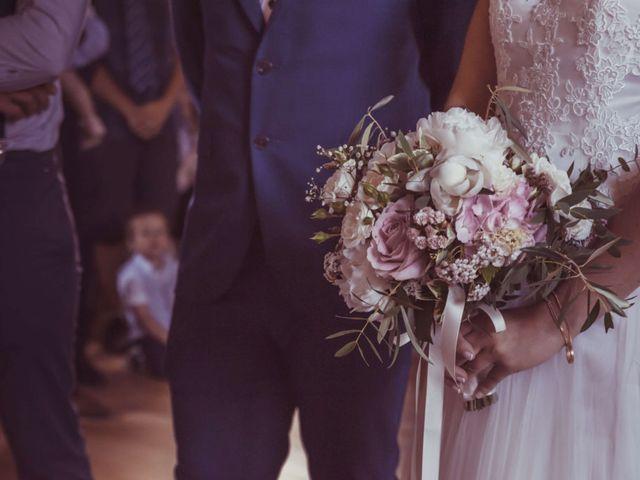 Le mariage de Brice et Marie à Combloux, Haute-Savoie 5