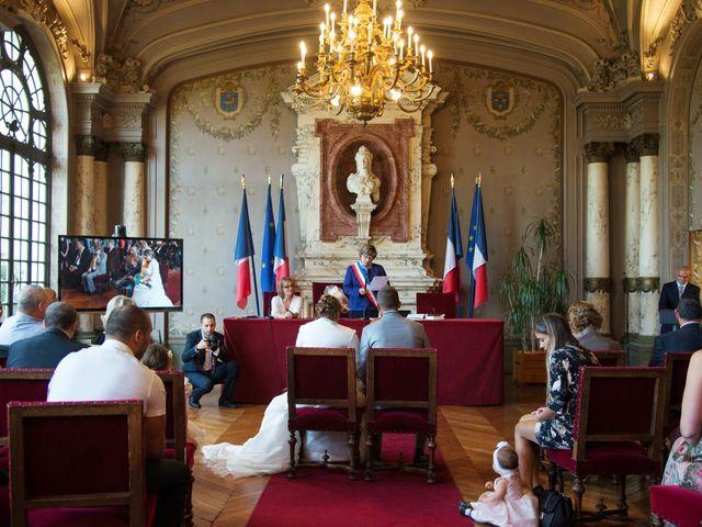 Le mariage de Nicolas et Deborah à Hébécourt, Eure 9