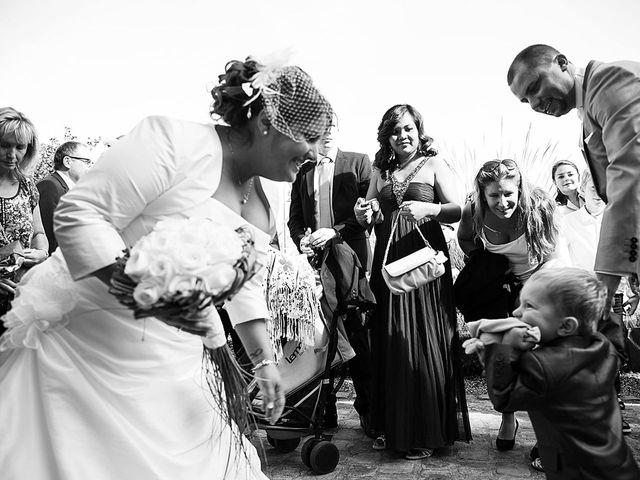 Le mariage de Nicolas et Deborah à Hébécourt, Eure 15