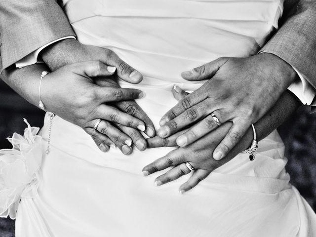 Le mariage de Nicolas et Deborah à Hébécourt, Eure 22