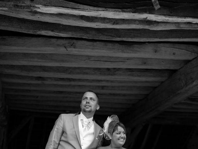 Le mariage de Nicolas et Deborah à Hébécourt, Eure 33