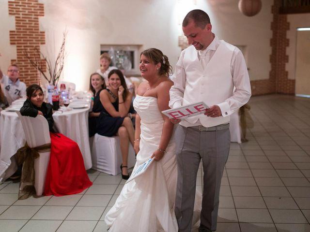 Le mariage de Nicolas et Deborah à Hébécourt, Eure 40