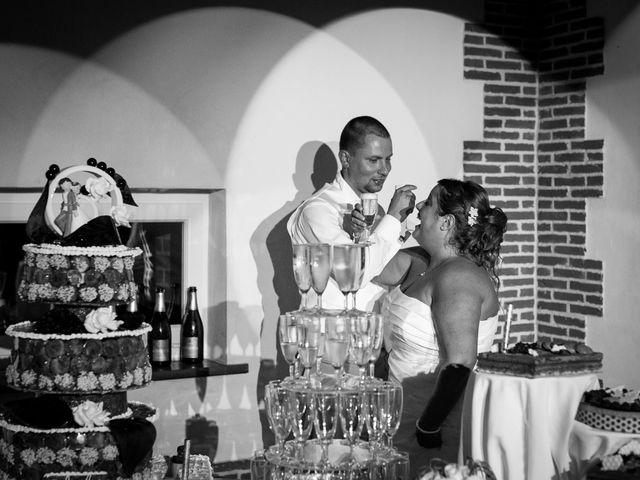 Le mariage de Nicolas et Deborah à Hébécourt, Eure 52