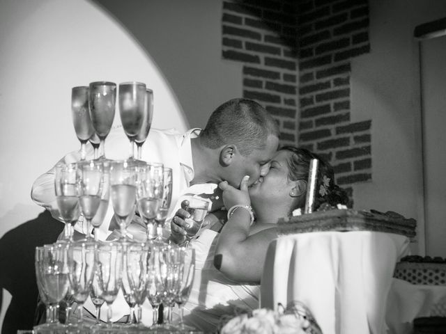 Le mariage de Nicolas et Deborah à Hébécourt, Eure 53