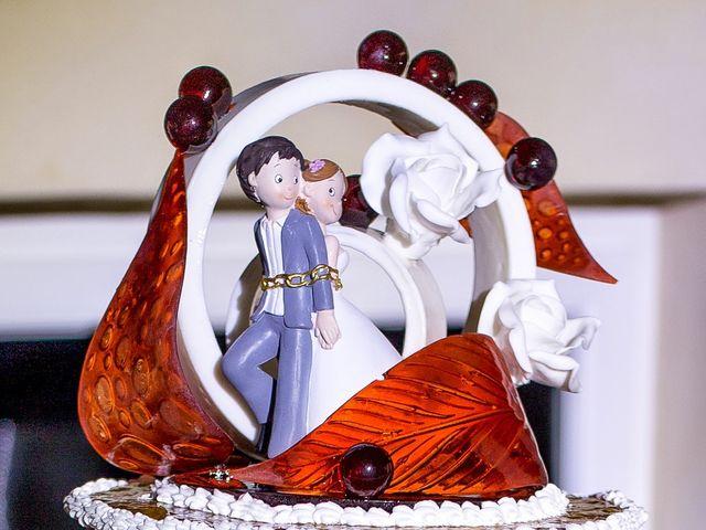 Le mariage de Nicolas et Deborah à Hébécourt, Eure 55