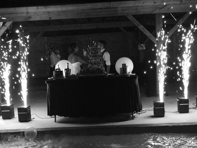 Le mariage de Louis-Jean et Jessica à Le Castellet, Var 1