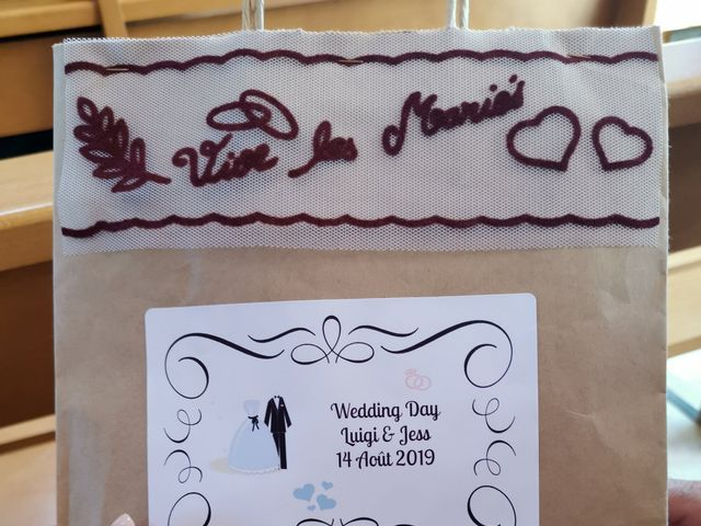 Le mariage de Louis-Jean et Jessica à Le Castellet, Var 6