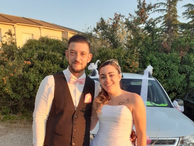 Le mariage de Rémi et Vanessa à Aramon, Gard 1