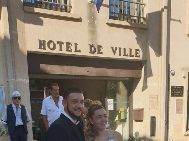 Le mariage de Rémi et Vanessa à Aramon, Gard 5