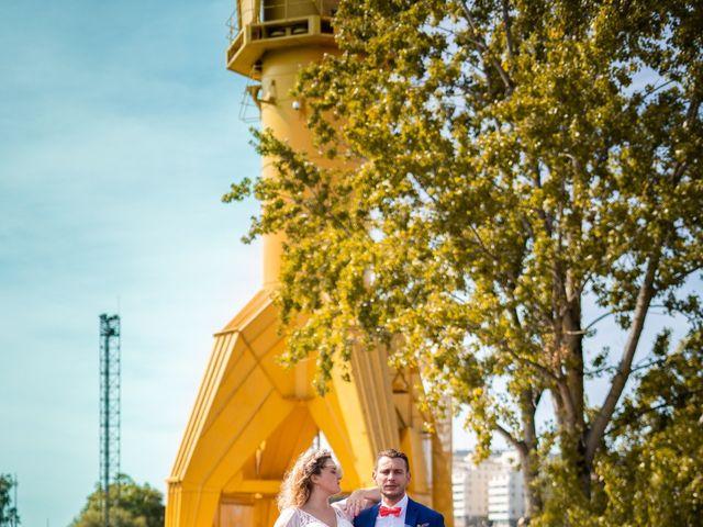 Le mariage de Romain et Charlotte à Nantes, Loire Atlantique 39