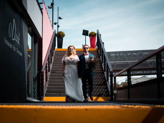 Le mariage de Romain et Charlotte à Nantes, Loire Atlantique 44