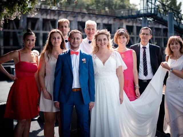 Le mariage de Romain et Charlotte à Nantes, Loire Atlantique 54