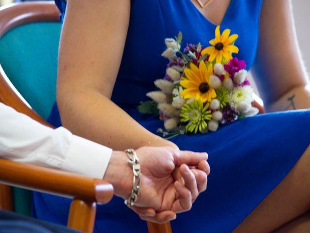 Le mariage de François et Maïwenn à Locmariaquer, Morbihan 7