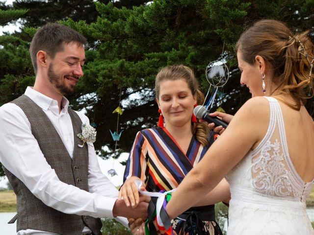 Le mariage de François et Maïwenn à Locmariaquer, Morbihan 19