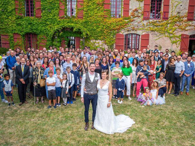 Le mariage de François et Maïwenn à Locmariaquer, Morbihan 24