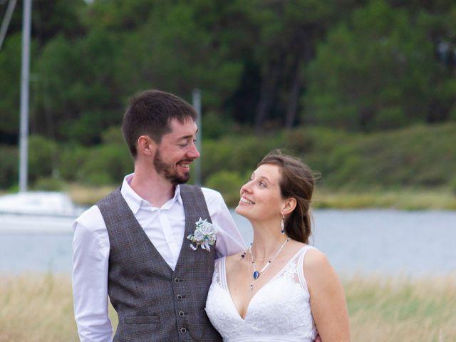 Le mariage de François et Maïwenn à Locmariaquer, Morbihan 25