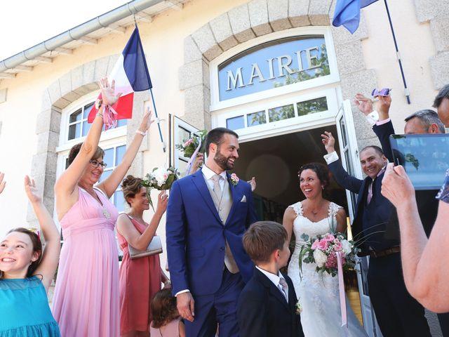 Le mariage de Nicolas et Virginie à Cieux, Haute-Vienne 5