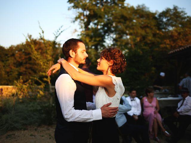 Le mariage de Nicolas et Virginie à Cieux, Haute-Vienne 9