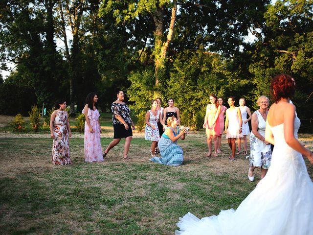 Le mariage de Nicolas et Virginie à Cieux, Haute-Vienne 12