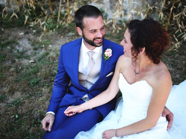 Le mariage de Nicolas et Virginie à Cieux, Haute-Vienne 16