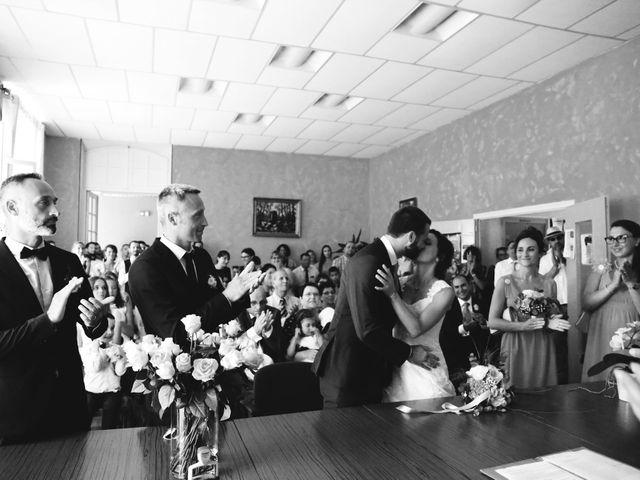Le mariage de Nicolas et Virginie à Cieux, Haute-Vienne 18