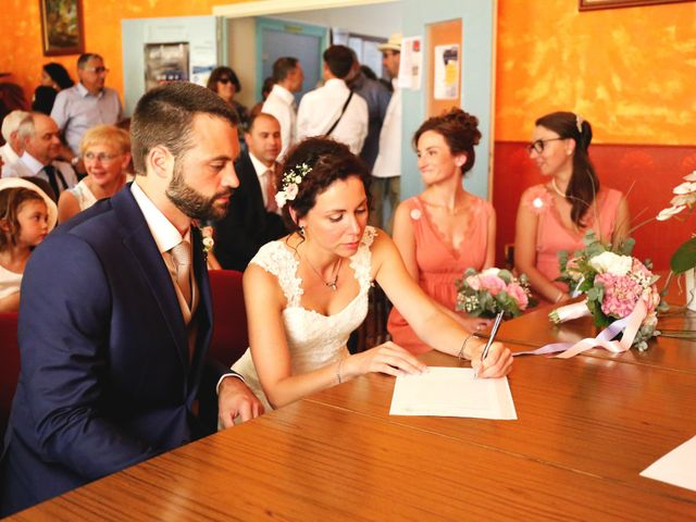 Le mariage de Nicolas et Virginie à Cieux, Haute-Vienne 19