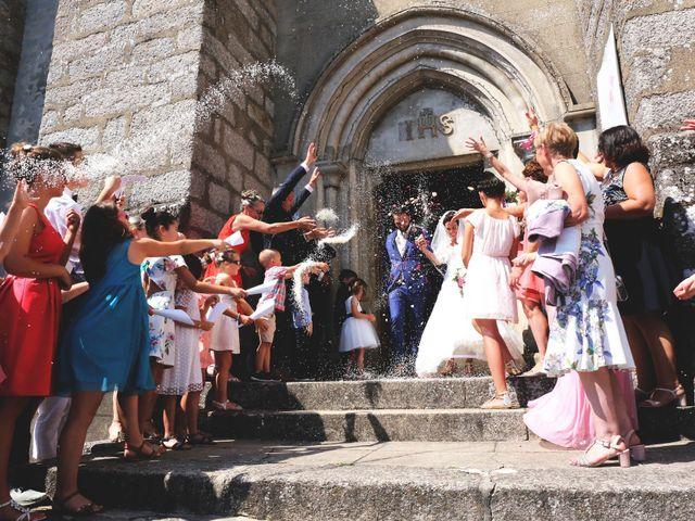Le mariage de Nicolas et Virginie à Cieux, Haute-Vienne 22