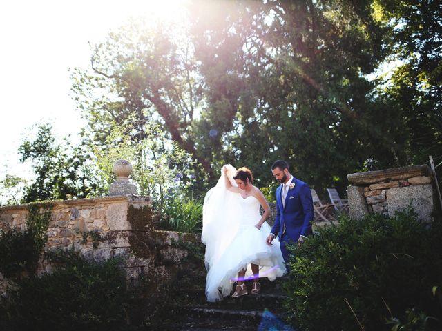 Le mariage de Nicolas et Virginie à Cieux, Haute-Vienne 25