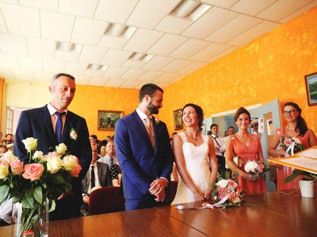 Le mariage de Nicolas et Virginie à Cieux, Haute-Vienne 26