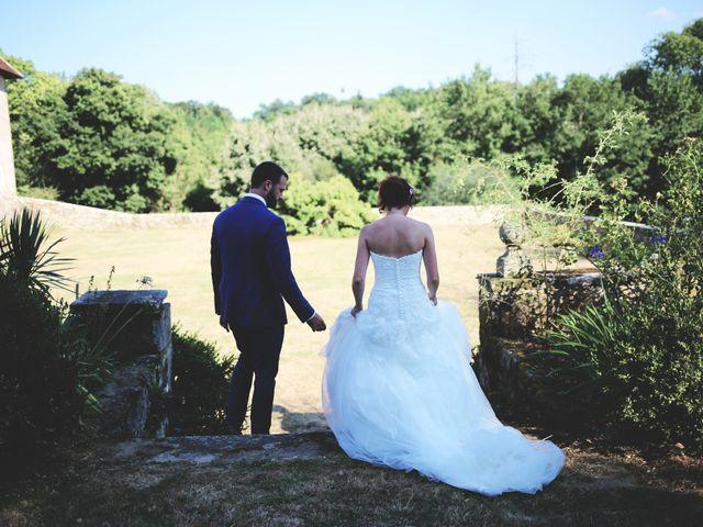 Le mariage de Nicolas et Virginie à Cieux, Haute-Vienne 28