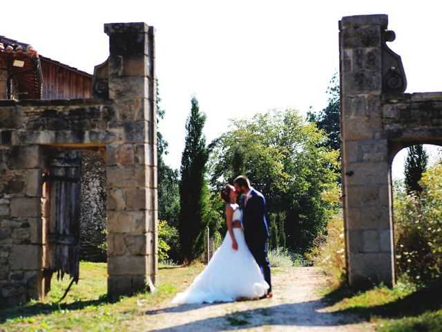 Le mariage de Nicolas et Virginie à Cieux, Haute-Vienne 34