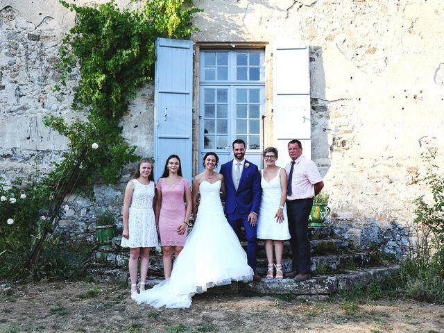 Le mariage de Nicolas et Virginie à Cieux, Haute-Vienne 39